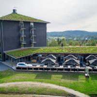 Bergshotellet, hotel in Järvsö