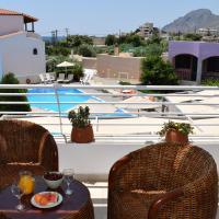 Myrtis Spa Hotel, hotel in Plakias
