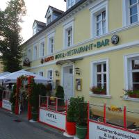 Hotel Alento im Deutschen Haus, hotel em Magdeburg