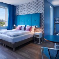 ODDSSON Hotel, отель в Рейкьявике