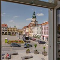 Apartmány Velké náměstí, hotel in Kroměříž