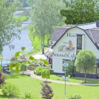 PRIMA Hotel Strandcafe, Hotel in Roßbach