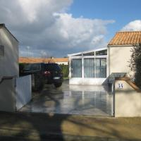 Maison proche de la plage, hôtel à Saint-Vincent-sur-Jard