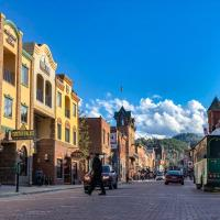 Mineral Palace Hotel & Gaming, hotel in Deadwood