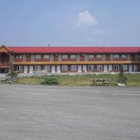 Alcan Motor Inn, hotel em Haines Junction