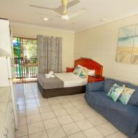 Tropical Palms Inn Resort, hotel in Picnic Bay