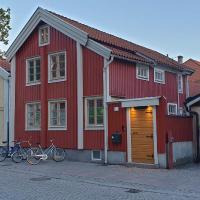 Lägenhet för fyra centralt Kalmar, uppe