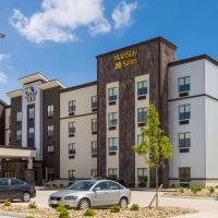 MainStay Suites Logan Ohio-Hocking Hills, hotel in Logan