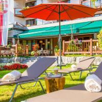 Hotel Das Gastein - im September & Oktober mit kostenlosem Eintritt in die Felsentherme, hotel in Bad Hofgastein