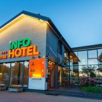 Info Hotel, hotell sihtkohas Palanga
