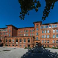 Volksschule, hotel en Hamburgo