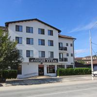 Старый Хутор, отель в Сукко