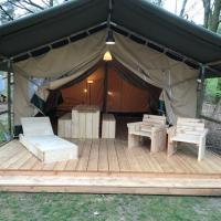 Camping t Vlintenholt
