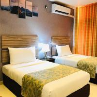 Kanola Luxury Hotel, hotel v destinaci Anuradhápura