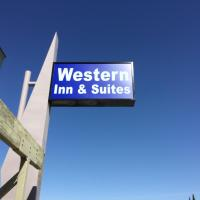 Western Inn & Suites, hotel in Taft