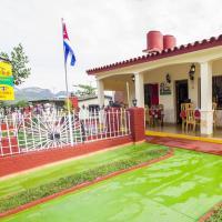Mi Rancho VIÑALES, hotel in Pinar del Río