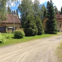 Jänisjoen Tuvat, hotel in Niirala
