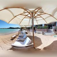 Hotel Les Ondines Sur La Plage, hotel in Gustavia