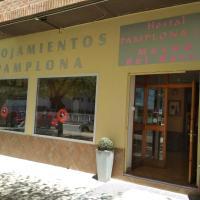 Alojamientos Pamplona