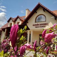 Gościniec Pięciu Stawów – hotel w mieście Ustrzyki Dolne
