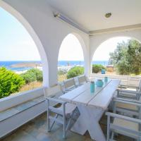 Villa with View of Agios Ioannis and Pool, hotel in Agios Ioannis