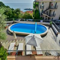 Apartments Kentera, hotel in Sveti Stefan