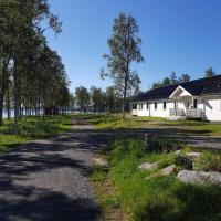 Tømmerneset leirsted, hotel in Finnsnes