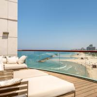 Panoramic Sea View w/ Pool & Gym Access by Sea N' Rent