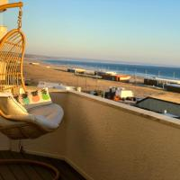 Beachfront Caparica Flat