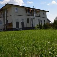 Apartment in Kievskiy, отель в городе Shelomovo