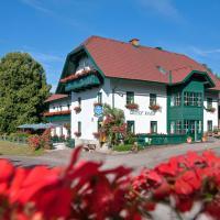Biogasthaus Wanker, Hotel in Techelsberg am Worthersee