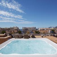 Best Western Plus Le Patio des Artistes Wellness Jacuzzi, hotel in Cannes