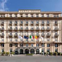 Grand Hotel Santa Lucia, hôtel à Naples