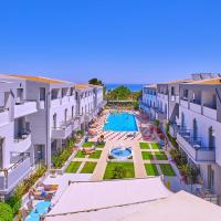 Sunrise Village Hotel - All Inclusive, hotel in Platanias