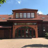 Penzion Kamenčák, hotel in Chomutov