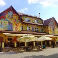 Hotel Encian, hotel in Rajecké Teplice