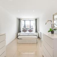 Modern Apartment Canary Wharf