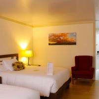 Hotel Zima, отель в городе Сан-Исидро