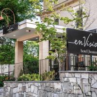 enVision Hotel Boston-Longwood, Ascend Hotel Collection, hotel in Jamaica Plain, Boston