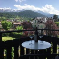 La finestra sulle Dolomiti - The Window to the Dolomites