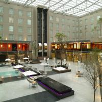 Courtyard by Marriott Mexico City Airport, hotel in Mexico City