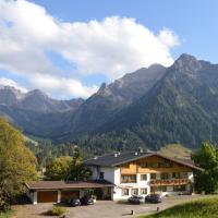 Hotel Garni Luggi Leitner, hotel in Mittelberg