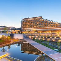 Lankaran Springs Wellness Resort, отель в Ленкорани