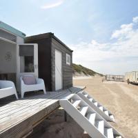 Slapen op het Strand 2 pers, hotel in Castricum aan Zee