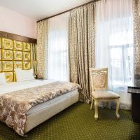 Fligel Hotel, hotel Moszkvában