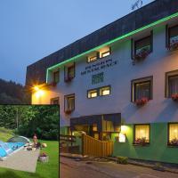 Pension & restaurace Zelený Mlýn, Hotel in Žacléř