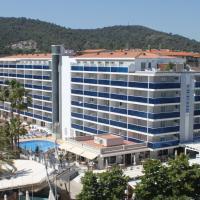 Hotel Riviera, hotel in Santa Susanna