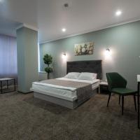 Flora Hotel, hotel in Belgorod
