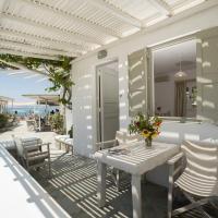 Agia Anna on the beach, hotel a Paraga