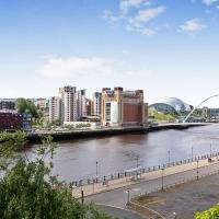Beautiful Quayside Apartment - Stunning View